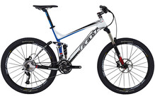Felt MTB Virtue Expert alpine white/blue